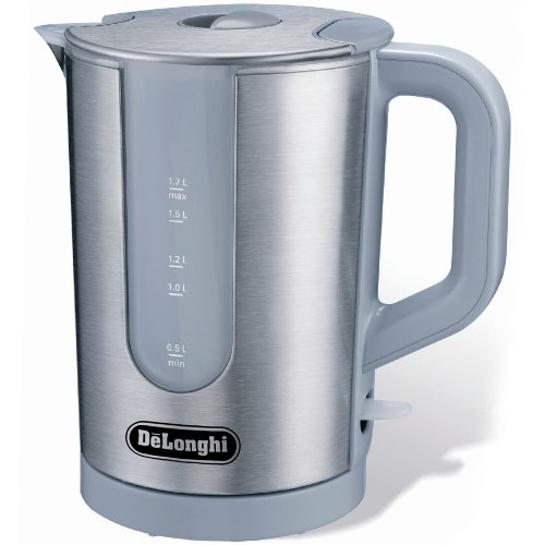 Delonghi Dk350 Stainless-Steel 60-Ounce Cordless Water Kettle