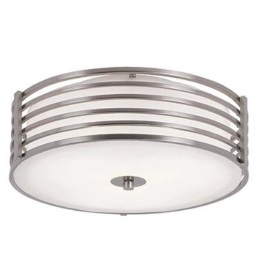 Trans Globe Lighting 10041 3 Light Flushmount Ceiling Fixture from the Pendants,