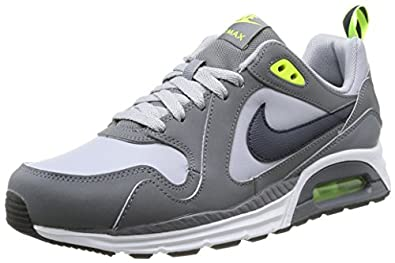 Nike Men's Air Max Trax Leather Running Shoes: Amazon.co