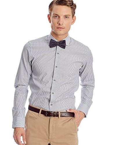 CORTEFIEL Camicia Uomo [Grigio]