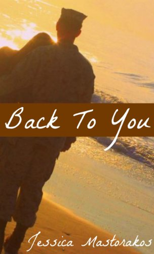 Back To You by Jessica Mastorakos