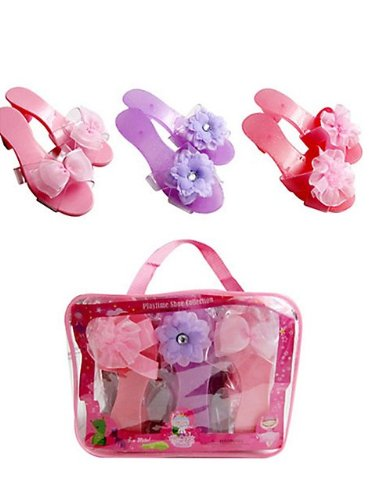 dress-up-shoes-fancy-flower-and-ribbon-shoe-collection-3-pairs-with-easy-carry-bag-by-my-princess-ac