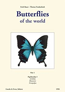 Amazon.com: Butterflies of the World: Papilionidae I