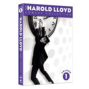 The Harold Lloyd Comedy Collection Vol. 1