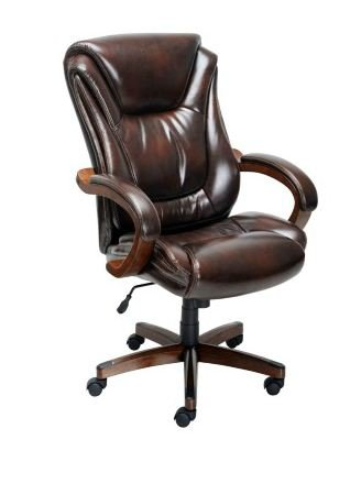 math depot calculators lane bonded leather executive office chair