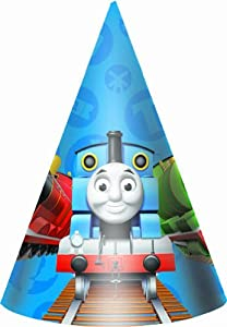 Thomas the Tank Cone Hats Party Accessory by AMSCAN