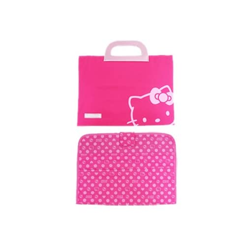 HELLO KITTY NOTEBOOK CASE LAPTOP BAG 171/2 DELL HP  RED