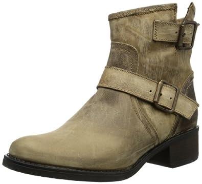 Steve Madden Women's Tiarraa Boots Gray Grau (Stone) Size: 39