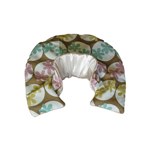 Herbal Concepts Comfort Fan Neck And Shoulder Wrap With Removable Cover, Oops A Daisy