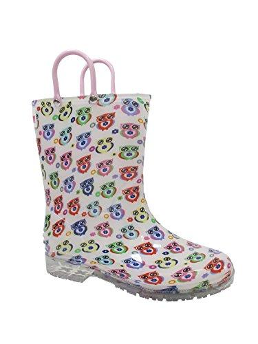 Melinda-153 Girls Rain Boots Printed 2
