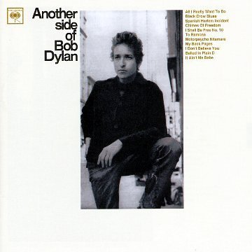 Bob Dylan - Another Side Of Bob Dylan (SAC - Zortam Music
