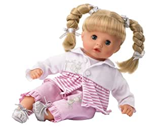 Precious Play Collection of 2010 - Blonde Muffin Doll 13 Soft Body - NEW