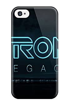 buy Durable Defender Case For Iphone 4/4S Tpu Cover(Tron Legacy People Movie)