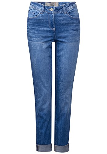 Cecil -  Jeans  - Donna Blau (electric blue wash) 29W x 32L