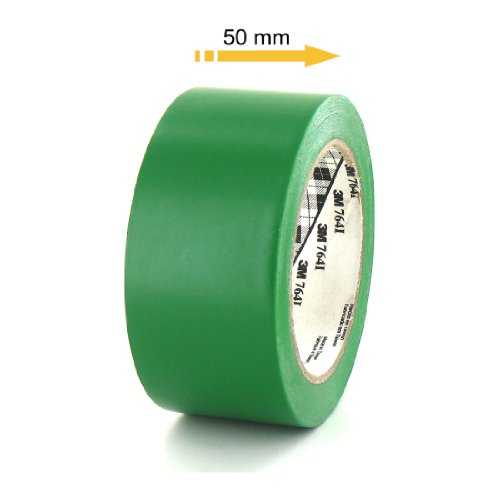 ruban-adhesif-vinyle-3m-764-vert-50mm