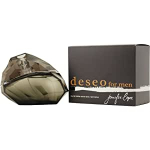 Deseo for Men by Jennifer Lopez, 1.7 Ounce 100 ml EDT Spray