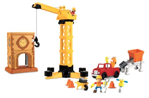 Fisher-Price Handy Manny Construction Site Playset