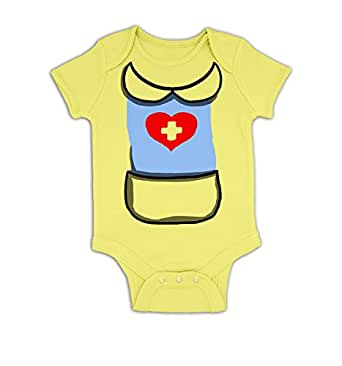 Nurse Costume Baby Grow