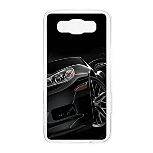 a AND b Designer Printed Mobile Back Cover / Back Case For Samsung Galaxy E7 (SG_E7_1144)