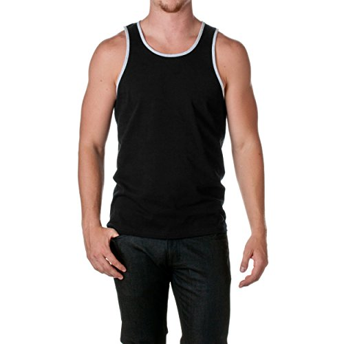 3633 Next Level Men's Cotton Jersey Tank Top