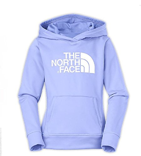The North Face Girl'S Surgent Pullover Hoodie (Ys, Dynasty Blue)