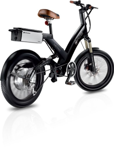 A2B Light Metro Shiny Black Electric Road Sport Bike Vehicle Motor Bicycle