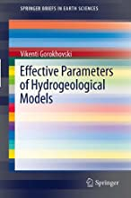 Effective Parameters of Hydrogeological Models SpringerBriefs in Earth Sciences