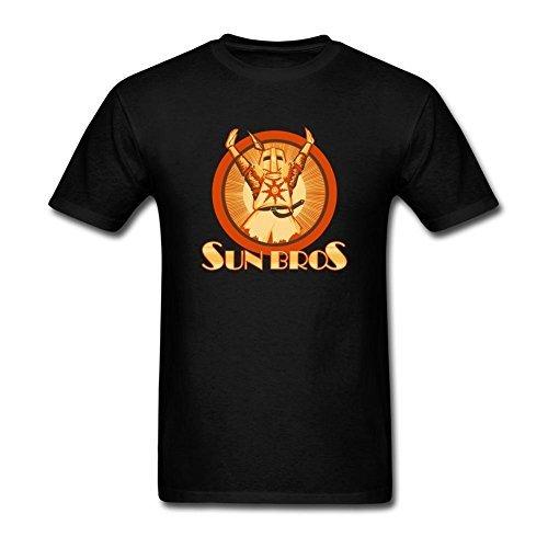 Men's Dark Souls Sunbro Praise The Sun Design Cotton T Shirt S
