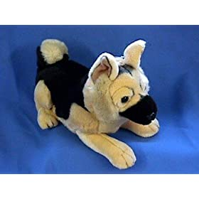 The German Shepherd Dog Shop Stuffed And Plush Dogs