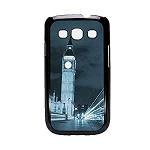 Vibhar printed case back cover for Samsung Galaxy Grand Quattro BlueBigBen