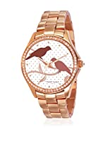 Naf Naf Reloj de cuarzo Woman Naf Naf Bm Rd Strass Oiseaux 36 mm