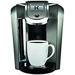 Keurig K575 Coffee Maker, Platinum