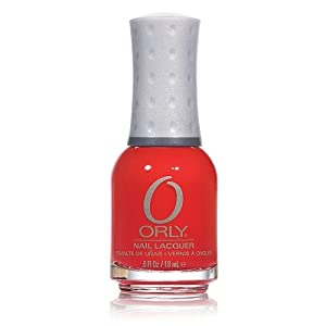 Orly Nail Lacquer, Terracotta, 0.6 Fluid Ounce