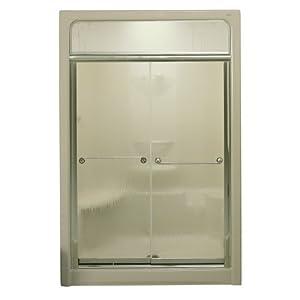Kohler K 704310 L Sh Senza Steam Bypass Shower Door For