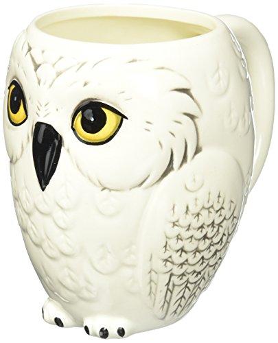 Harry Potter - Tazza a forma di Hedwig, 0,34 l Tazza in ceramica