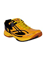 PROASE Yellow Badminton Shoe