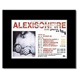 ALEXISONFIRE - UK Tour 2007 Matted Mini Poster - 21x13.5cm