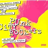 Punk City Rockers ~ Various Artists