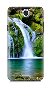 7C High Quality Back Case Cover For Infocus M530