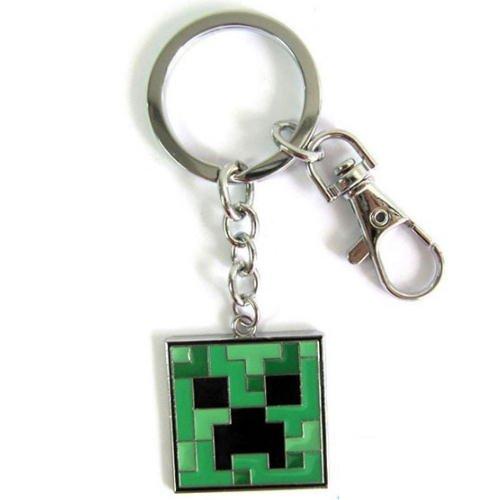 Minecraft マインクラフト クリーパー 匠 キーホルダー