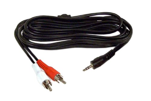 Belkin Y Audio Cable (12 Foot)