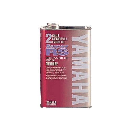 YAMAHA [ ヤマハ ] AUTOLUBE [ オートルーブスーパーRS ] 化学合成油 [ 1L ] (2サイクル用) 90793-30119 [HTRC3]