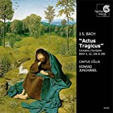 Bach: &#34;Actus Tragicus&#34; - Cantates BWV 4, 12, 106 & 196par Johann Sebastian Bach