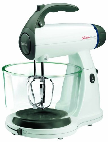 Big Save! Sunbeam 2371 MixMaster Stand Mixer, White
