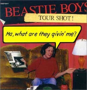 Beastie Boys - Tour Shot - Zortam Music