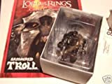 Lord of the Rings Chess collection 'the final Battle' armoured Troll' companion piece