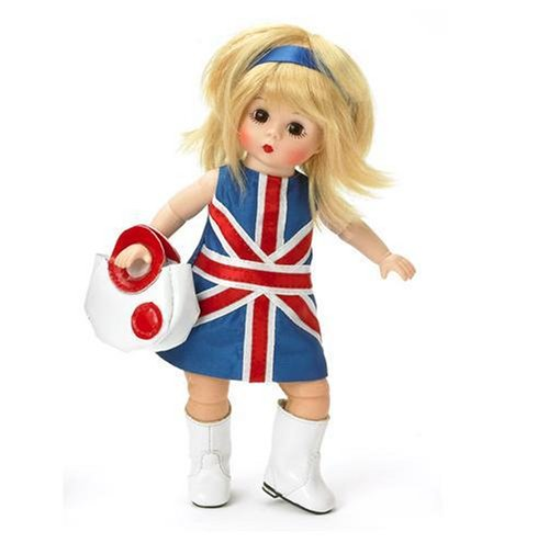 Buy Madame Alexander 8 Inch International Collection Doll – British Mod