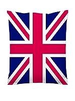 Sitting Bull Puff Grande Sb Mega Bag Britain Azul/Rojo/Blanco