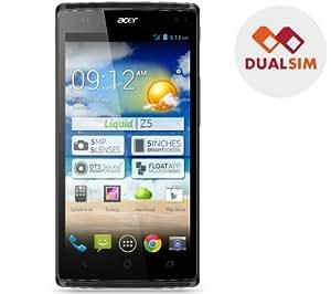 ACER Liquid Z5 Duo - gris - Smartphone Dual Sim + Carte microSD 16 Go High Speed Class 10 + mini lecteur USB 2.0