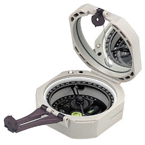 Brunton ComPro Pocket Transit International Compass with 0-90 Degree Quad Scales